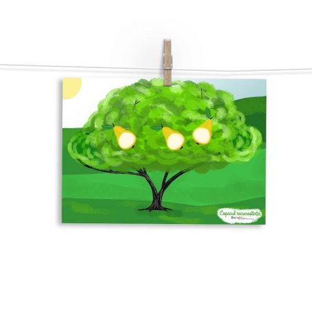Copacul recunostintei